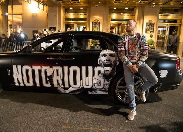 """Soi Rolls-Royce Ghost cực độc của """"gã điên"""" Conor McGregor - 4"""