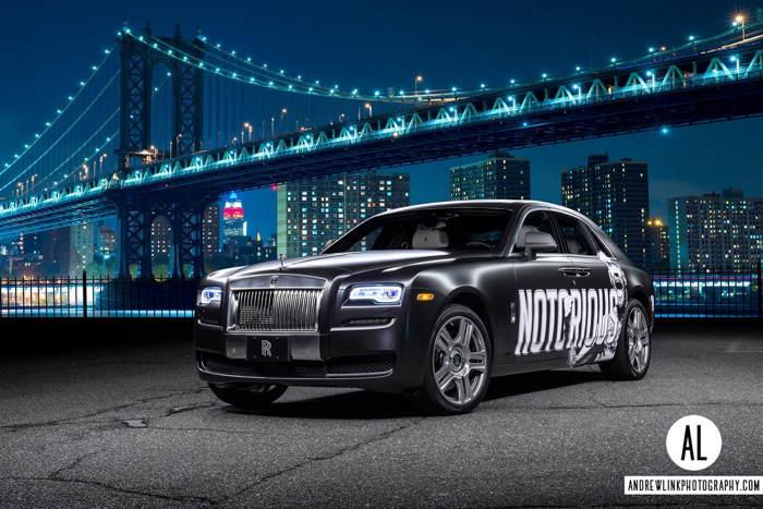 """Soi Rolls-Royce Ghost cực độc của """"gã điên"""" Conor McGregor - 3"""