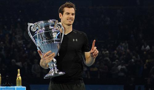 """Andy Murray: """"Ông hoàng"""" banh nỉ không bàn cãi"""
