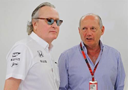 F1, McLaren: Thay tướng với hi vọng đổi phận