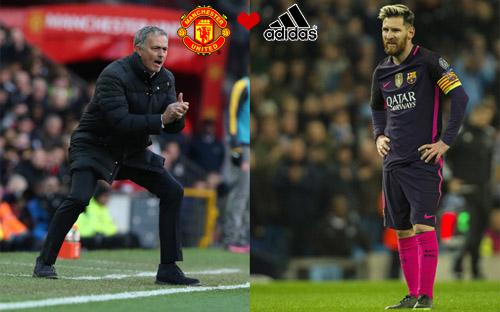 """Sốc: Có đại gia """"chống lưng"""", MU mua Messi 100 triệu"""