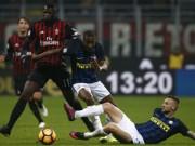 Bóng đá - AC Milan - Inter: Rượt đuổi đến nghẹt thở