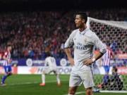 """Bóng đá - Ronaldo vẫn là """"trùm"""" của các trận đấu lớn"""
