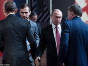 Thế giới - Cái bắt tay lạnh lẽo nhất lịch sử giữa Obama và Putin