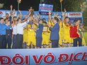 Bóng đá - Những kịch tính chỉ có ở giải U21 Clear Men Cup