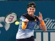 BXH tennis 14/11: Chào Raonic, số 1 tương lai