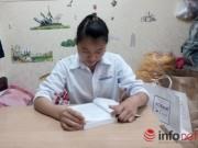 Giáo dục - du học - Nữ sinh 27,5 điểm trượt ĐH được trao học bổng 312 triệu đồng