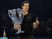 """Thể thao - Andy Murray: """"Ông hoàng"""" banh nỉ không bàn cãi"""