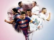 Bóng đá - Trước lượt 5 Champions League: Barca, Real chờ lấy vé