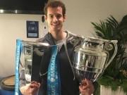 Thể thao - Tennis 24/7: Murray được VIP, SAO chúc mừng tới tấp