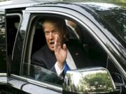 Tư vấn - Ông Donald Trump sẽ có siêu xe với cửa gây sốc điện?