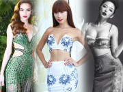 Thời trang - Mướt mắt ngắm vẻ sexy của 5 mỹ nữ nghiện mặc hở eo