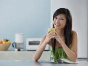 Làm đẹp - 4 nguyên tắc vàng giúp bạn giảm cân nhanh khi uống trà