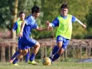 """Bóng đá - """"Ronaldo & Messi Việt Nam"""" nỗ lực tìm suất đá chính"""