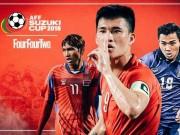 """Bóng đá - AFF Cup: """"Hổ Thái Lan gầm thét"""", cả Đông Nam Á e ngại"""