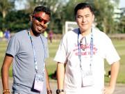 """Bóng đá - Công Vinh khiến phóng viên Malaysia """"lo ngay ngáy"""""""