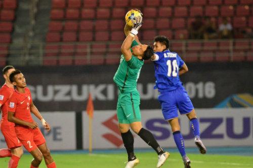 Thái Lan - Singapore: Người hùng từ ghế dự bị (AFF Cup) - 1
