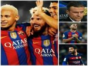 Bóng đá - Barca: Buồn, vui cũng bởi Messi-Suarez-Neymar