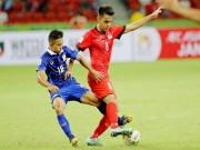 """Bóng đá - Thái Lan – Singapore: Vượt """"xe bus"""" vào bán kết (Bảng A, AFF Cup)"""
