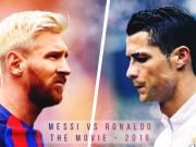 Bóng đá - Sút phạt & hat-trick: Messi – Ronaldo đua kiểu mới