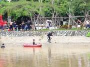 Tin tức trong ngày - Người nhái tìm thấy thi thể bé gái mất tích cùng mẹ trên sông