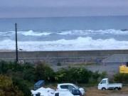Thế giới - Video sóng thần đổ bộ Nhật Bản sau động đất