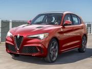 Tin tức ô tô - Alfa Romeo Giulietta mới sẽ sở hữu ngoại hình như thế nào?