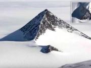 """Thế giới - Giới khoa học sửng sốt với """"kim tự tháp tuyết"""" ở Nam Cực"""