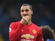 Bóng đá - Tin HOT tối 22/11: Ibrahimovic khiến fan MU dễ nổi giận