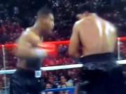 """Thể thao - 30 năm cú knock-out đưa Mike Tyson thành """"Thần"""""""