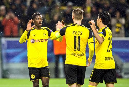 """Dortmund - Legia: Điên rồ """"đại tiệc"""" 12 bàn thắng"""