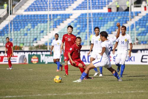 Malaysia - Việt Nam: Khoảnh khắc cứa lòng đẹp mắt (AFF Cup) - 1