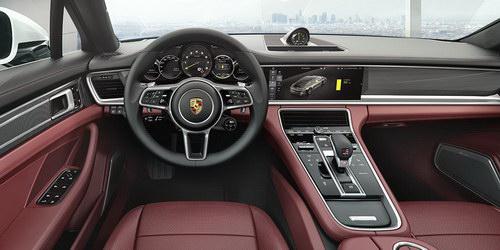 Porsche Panamera Executive: Đẳng cấp sedan hạng sang - 4