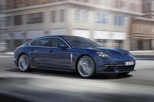 Porsche Panamera Executive: Đẳng cấp sedan hạng sang - 3
