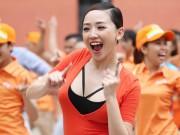 Ca nhạc - MTV - Mướt mắt vẻ gợi cảm của Tóc Tiên khi nhảy múa bốc lửa