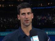 Thể thao - Djokovic mất ngôi số 1: Tiên trách kỉ, hậu trách nhân