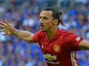 Bóng đá - MU: Không mơ nổi Messi, Mourinho chủ ý giữ Ibra