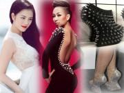 """Thời trang - Chiêm ngưỡng loạt giày """"độc dị"""" nhất của kiều nữ Việt"""