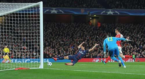 Arsenal – PSG: Những tội đồ đen đủi - 1