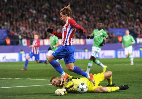 Atletico - PSV: