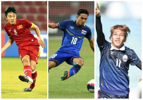 SAO trẻ AFF Cup: Xuân Trường, Messi Thái, CR7 Campuchia, ai là số 1?