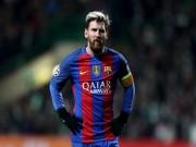 Bóng đá - Tỏa sáng trước Celtic, Messi áp sát kỷ lục của Ronaldo