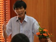 Tin tức trong ngày - Ông Nguyễn Sự: Đừng hỗn xược với tự nhiên!