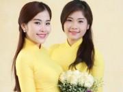 Bạn trẻ - Cuộc sống - Chị sinh đôi của HH Nam Em từng từ chối nhiều đại gia