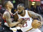 """Thể thao - Siêu sao bóng rổ NBA bùng nổ với kỳ tích """"triple-double"""""""