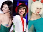 """Làm đẹp - Mỹ nhân Việt người rạng ngời, kẻ""""xấu lạ"""" vì tóc giả"""