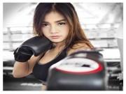 Thể thao - Mê đắm với nữ võ sỹ Muay Thái đẹp tuyệt trần