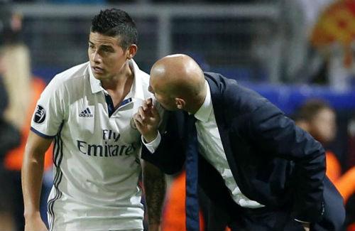 NÓNG: James muốn rời Real, MU – Mourinho giải cứu