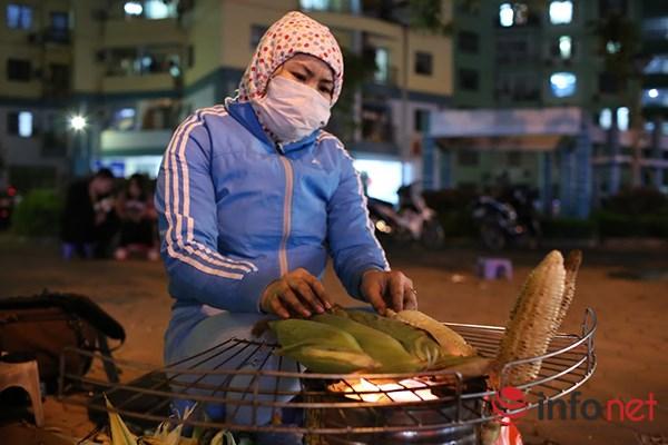 Những món ăn vỉa hè đặc trưng của mùa đông Hà Nội - 2