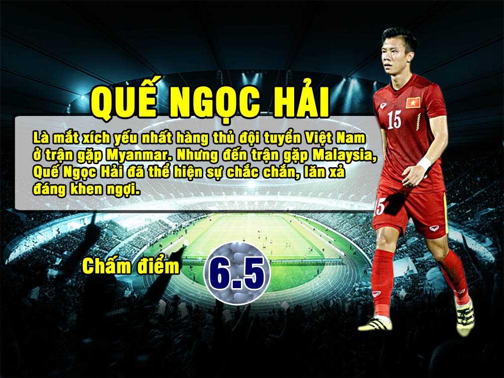 Ai xứng đáng được nêu danh cho vị trí ngôi sao của ĐT Việt Nam 6